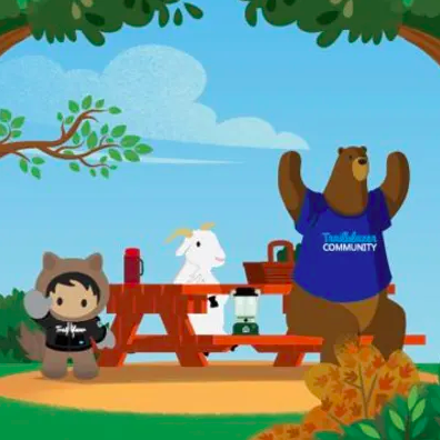 TrailheaDX 2019 Global Gathering